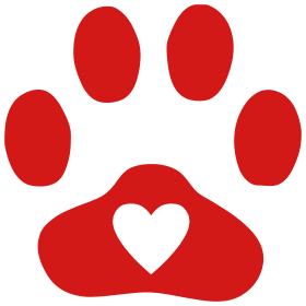 red-paw-heart