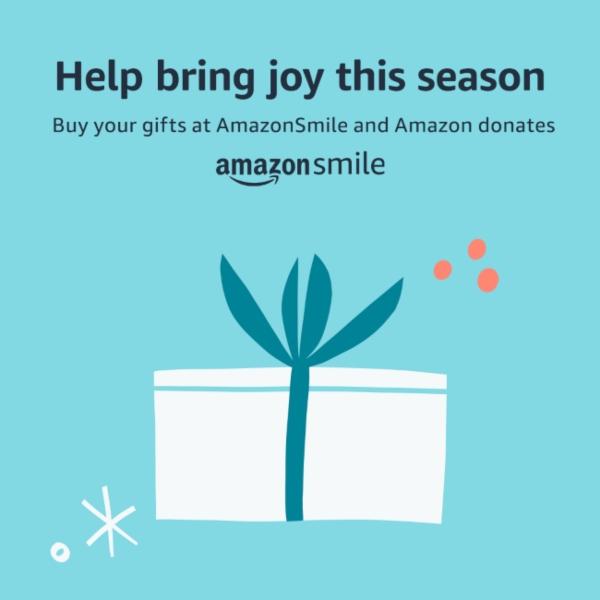 Amazon Smile Holiday 2020