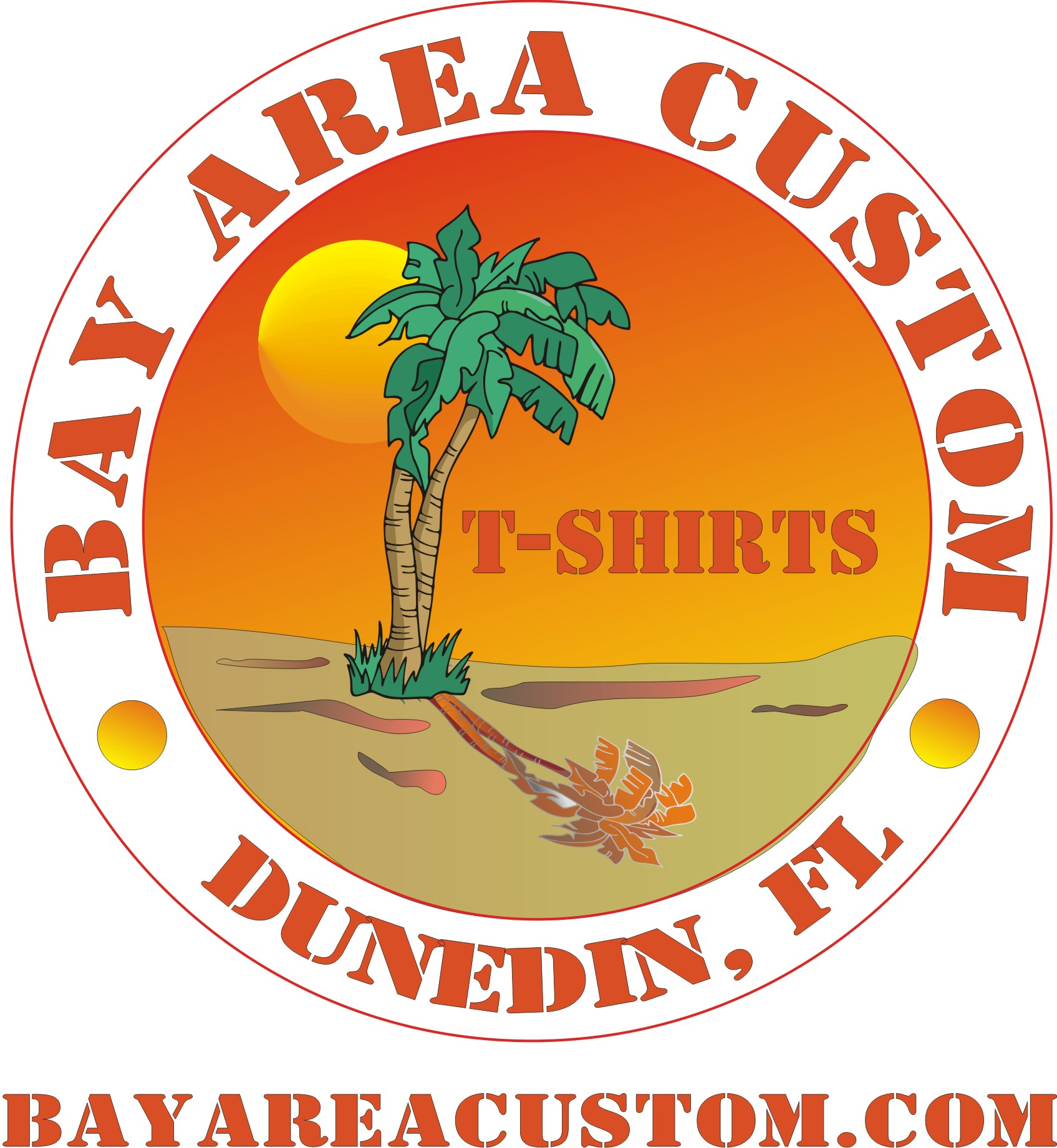 Bay Area Custom T-Shirts