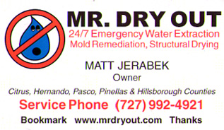 Mr. Dry-Out