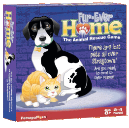 Furever Rescue Game - Petsapalooza