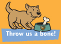 Web Image: Throw us a bone