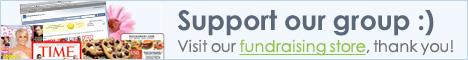 Web Image: efundraising banner