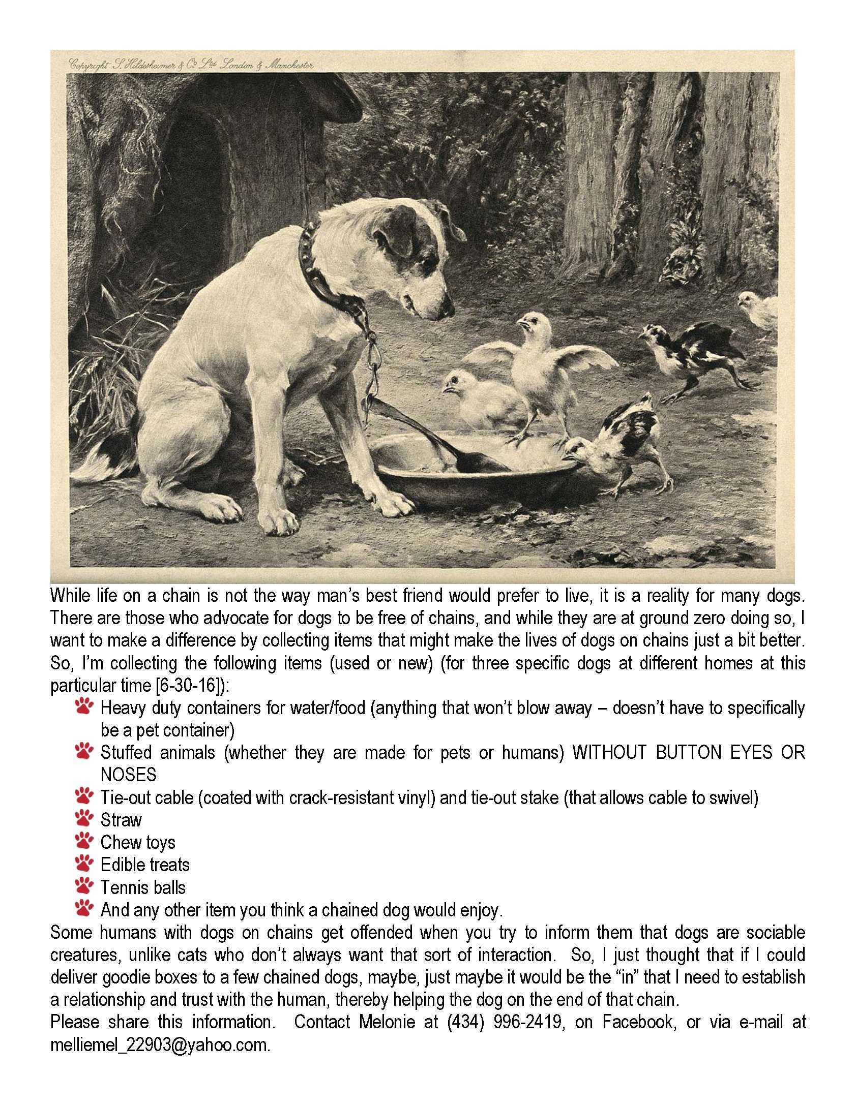 2016-07-01 PERM Dog on A Chain