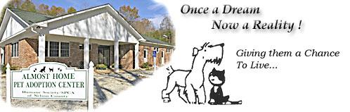 Web Image: Nelson County SPCA