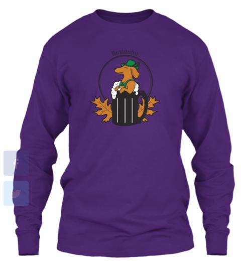 Dachtoberfest Purple