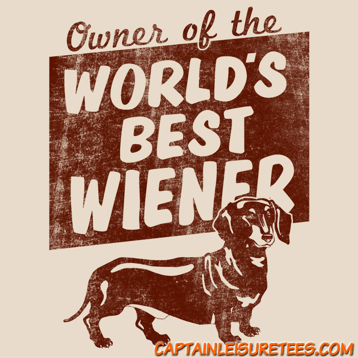 Worlds Best Wiener