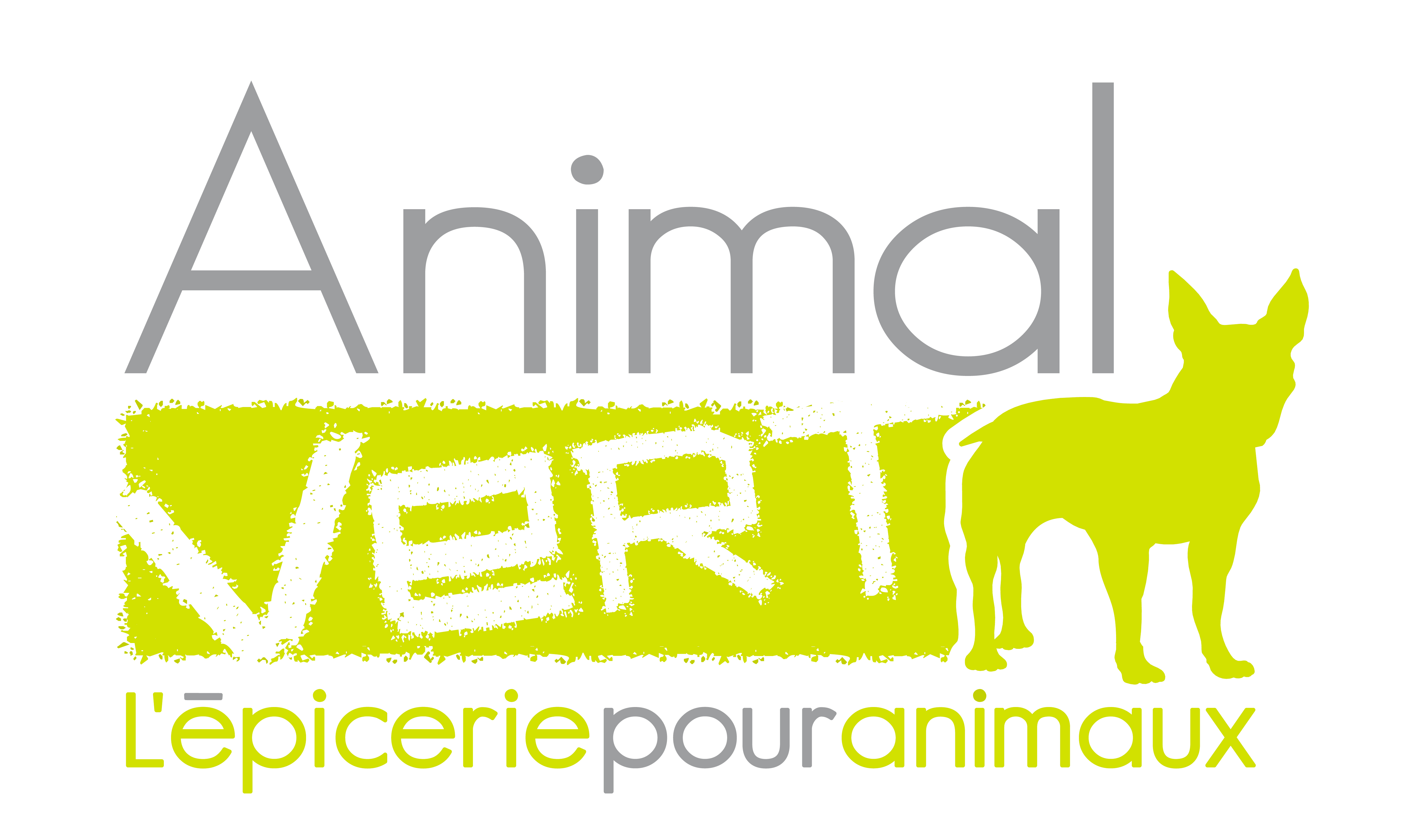 Logo Animal vert