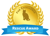 CAT RESCUE AWARD
