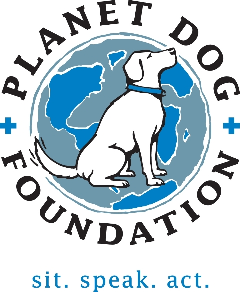 PLANET DOG FOUNDATION LOGO