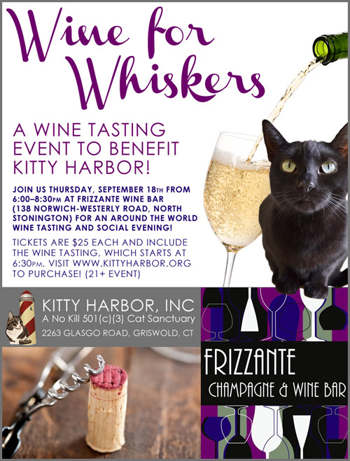 wine for whiskers 2014