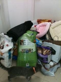 WV donations