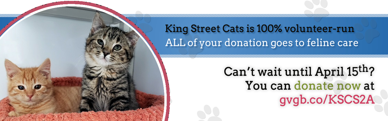 Donate Now at GVB.co/KSCS2A