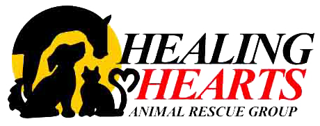 Healing Hearts Animal Rescue Logo