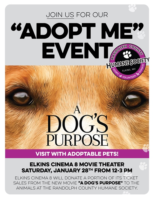 Upcoming Events - Randolph County Humane Society