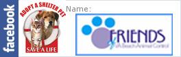 Friends Facebook logo