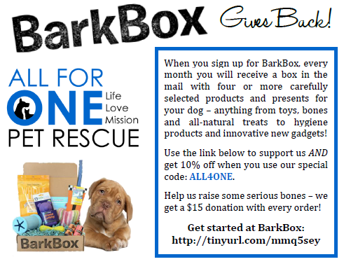 BarkBox Card