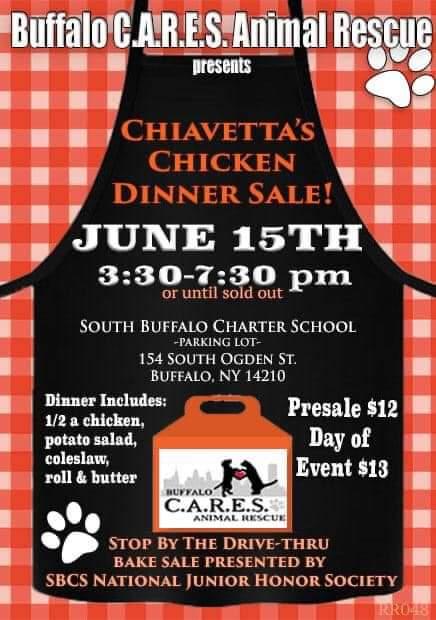 Chivettas dinner 2021