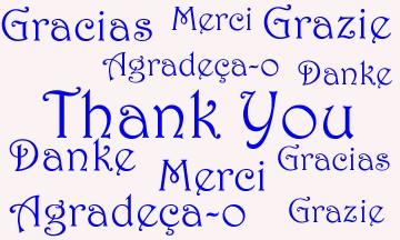 thanksLanguages