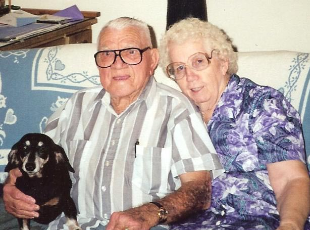 Allan and Muriel Coats