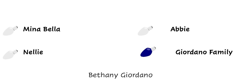Lights Giordano