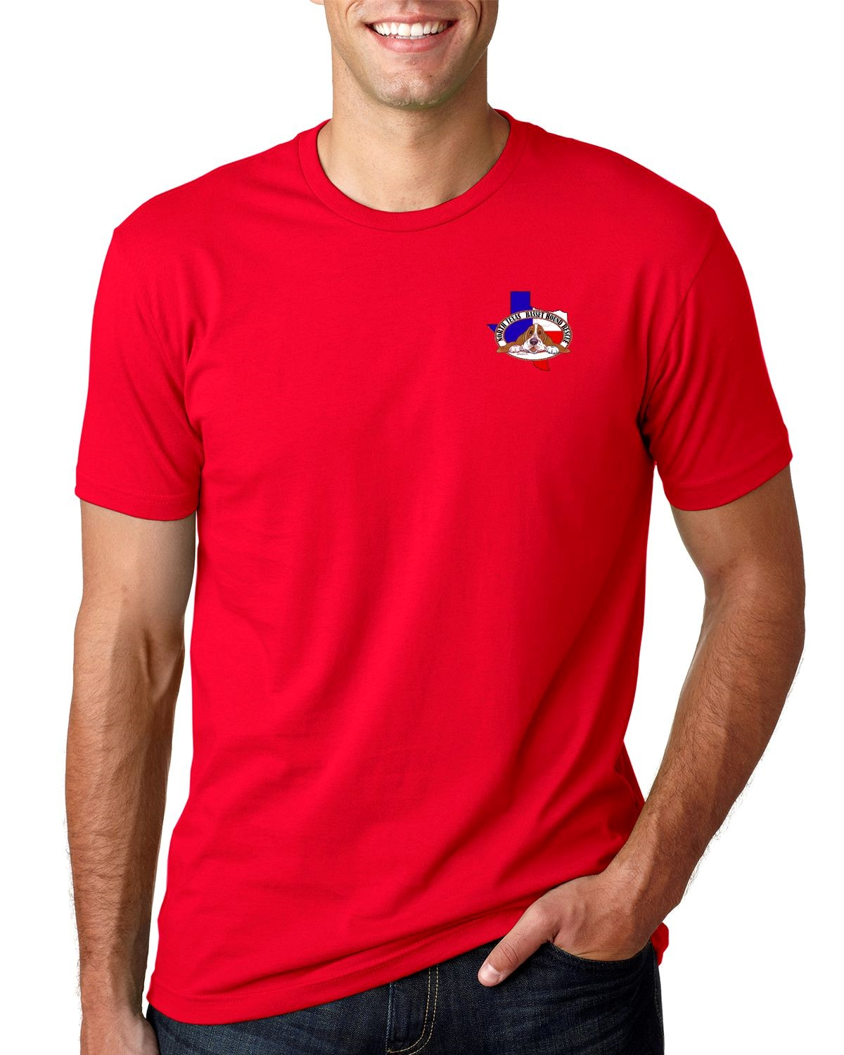 RED NTBHR SHIRT