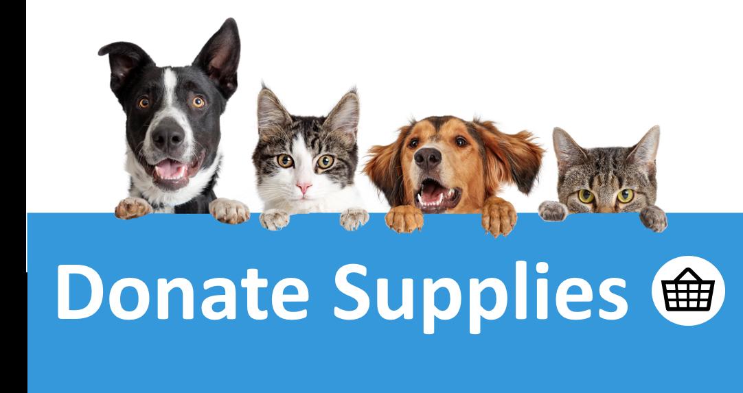 Donate Supplies