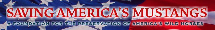 Saving America's Mustangs Org