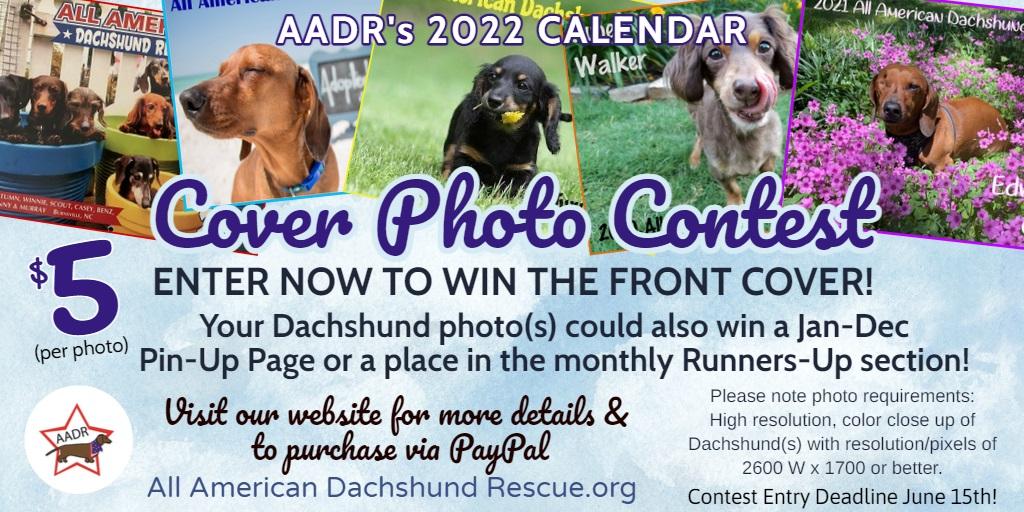 2022 Calendar_Photo Contest