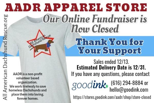 2020 Logo TShirt Fundraiser Thank You