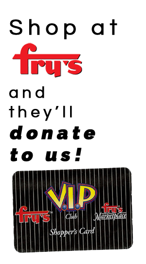 Fry's donates, YOU keep your fuel points!