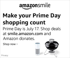 Prime Day at smile.amazon.com