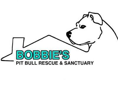 Bobbie's Pit Bull Rescue Logo