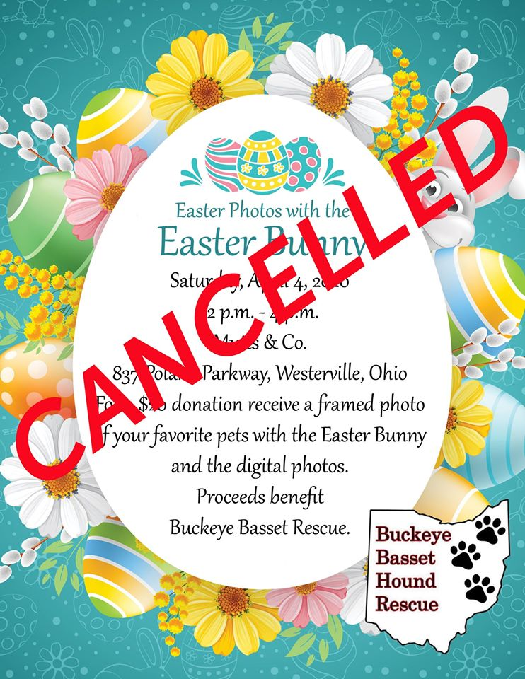 easter cancelled