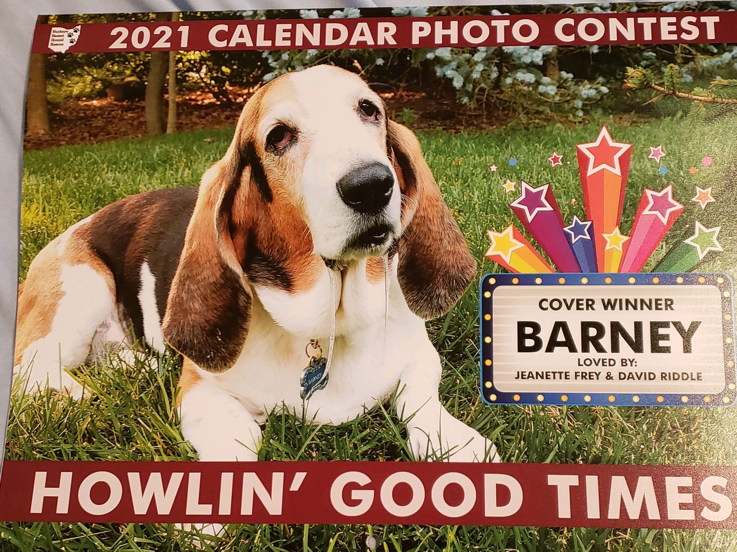 2021 F Photo Calendar F