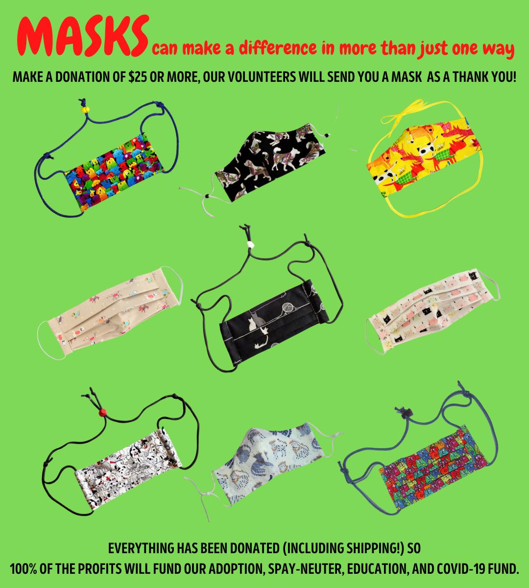 Masks Front