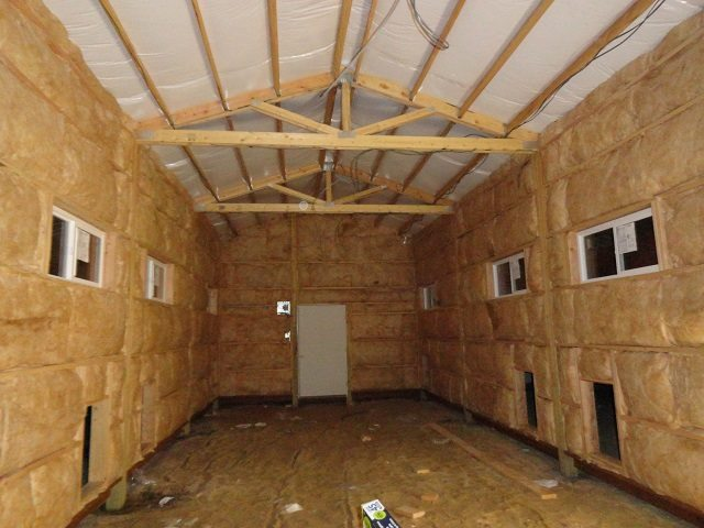 interior w out insulation