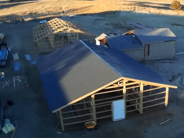 Ariel Photo Kennel Build 2015