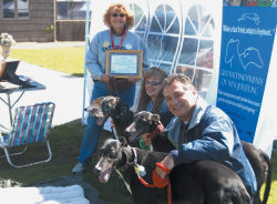 Greyhound Friends of NJ Greyhound Event Berkeley Freeholder