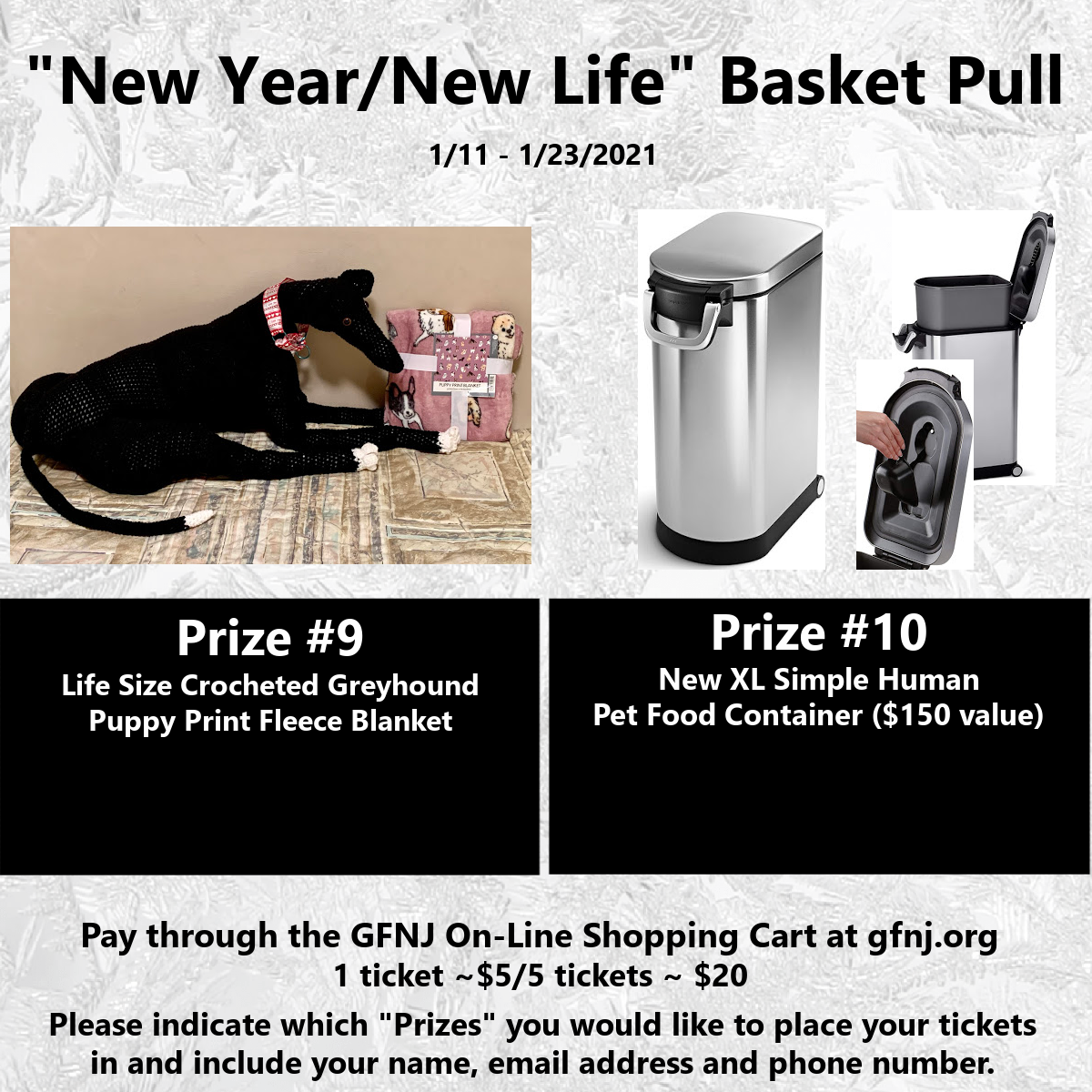 New Year/New Life Baskets 9/10