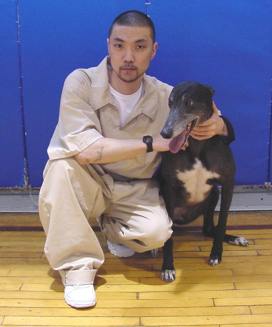 Davanti with Inmate
