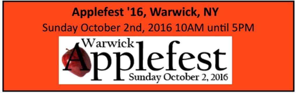 2016 Fall Newsletter Applefest