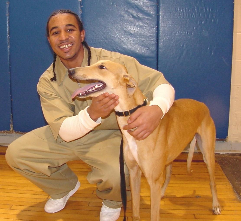 Danaka with Inmate