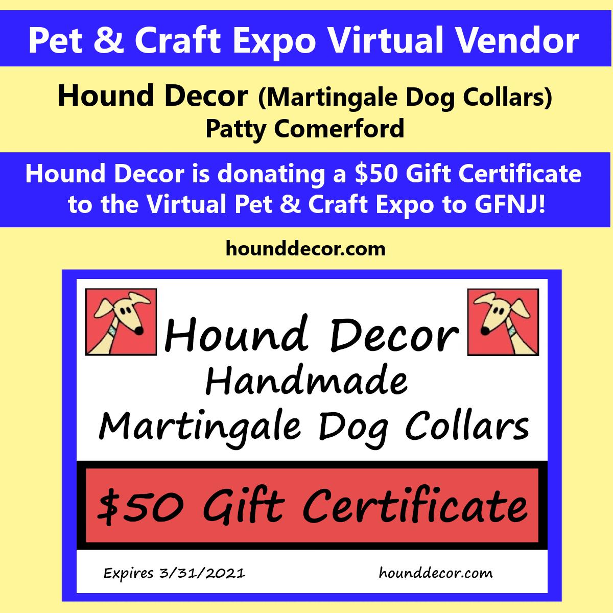 2020 Craft Hound Decor