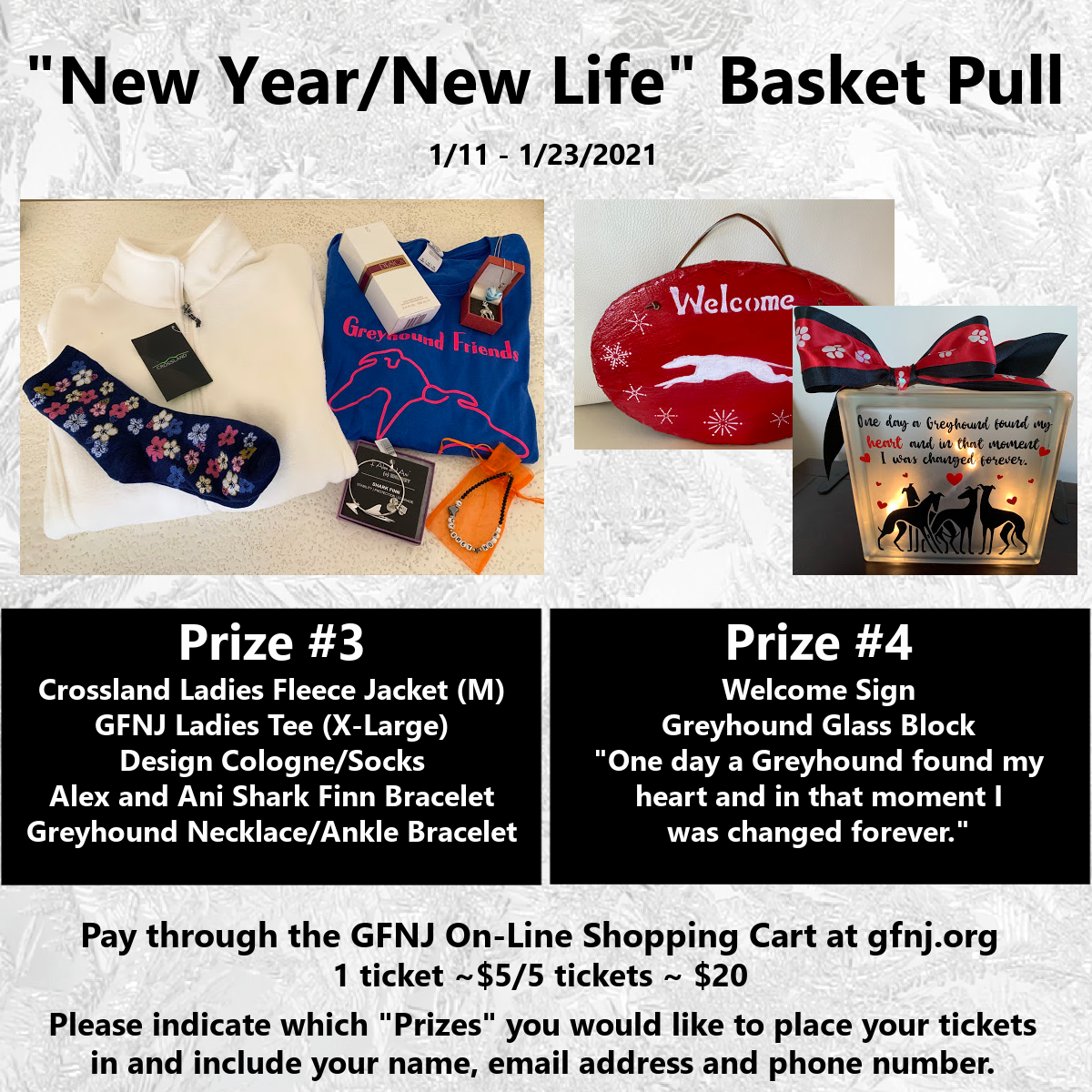 New Year/New Life Baskets 3/4