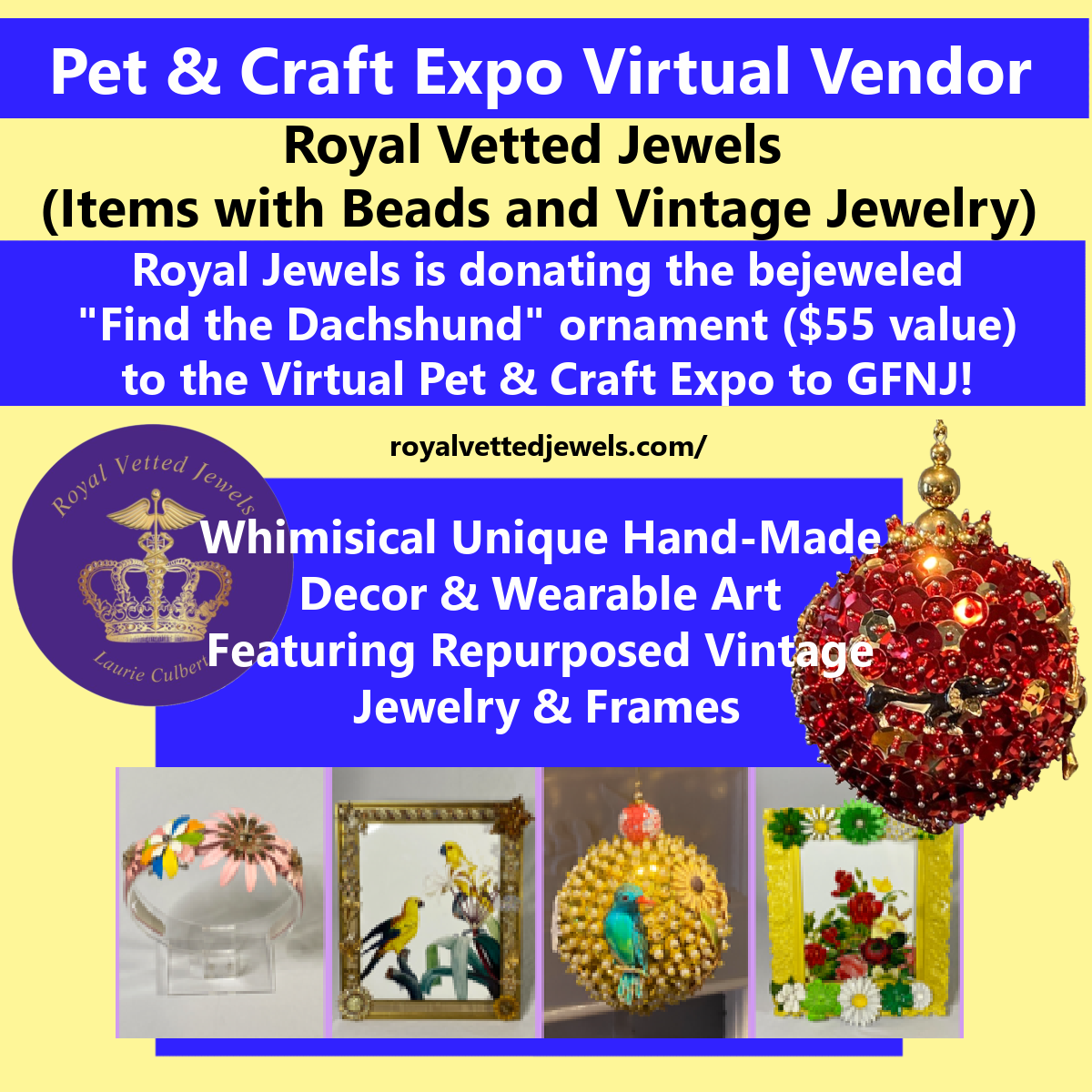 2020 Craft Show Royal Vetted