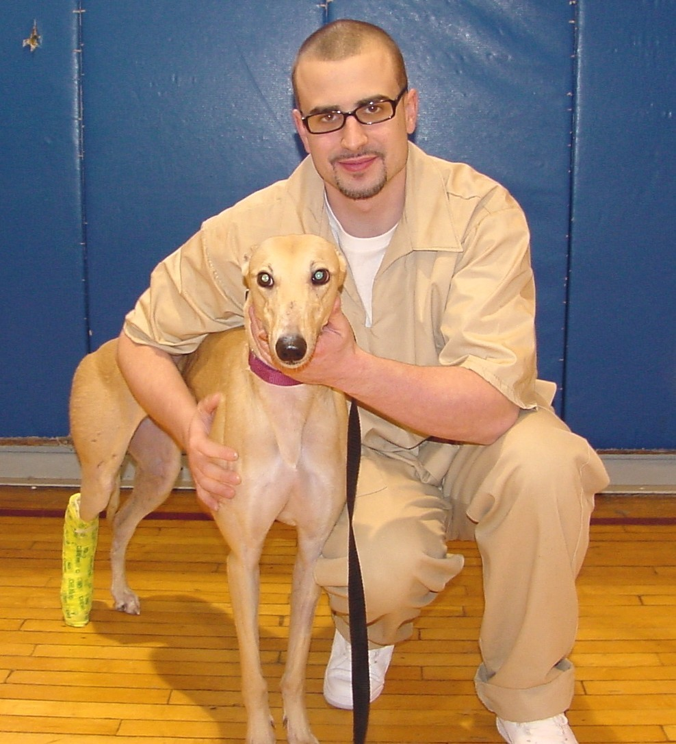 Sherri with Inmate