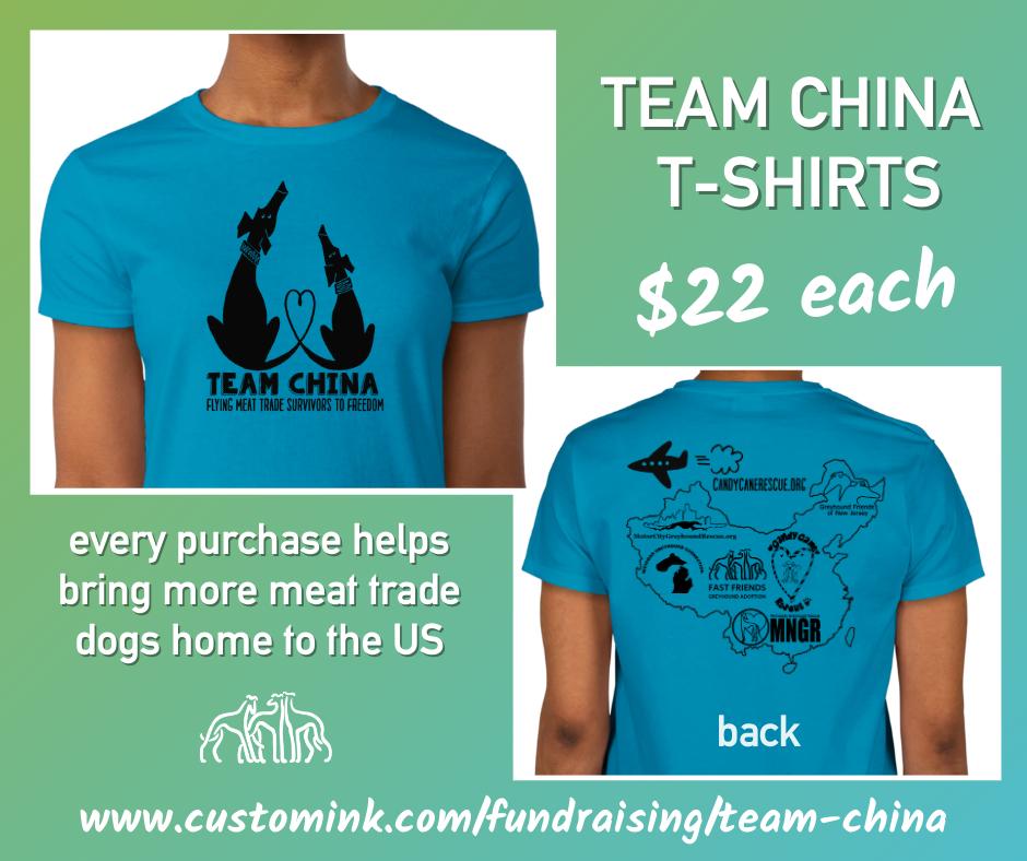 Team China Shirt Sale