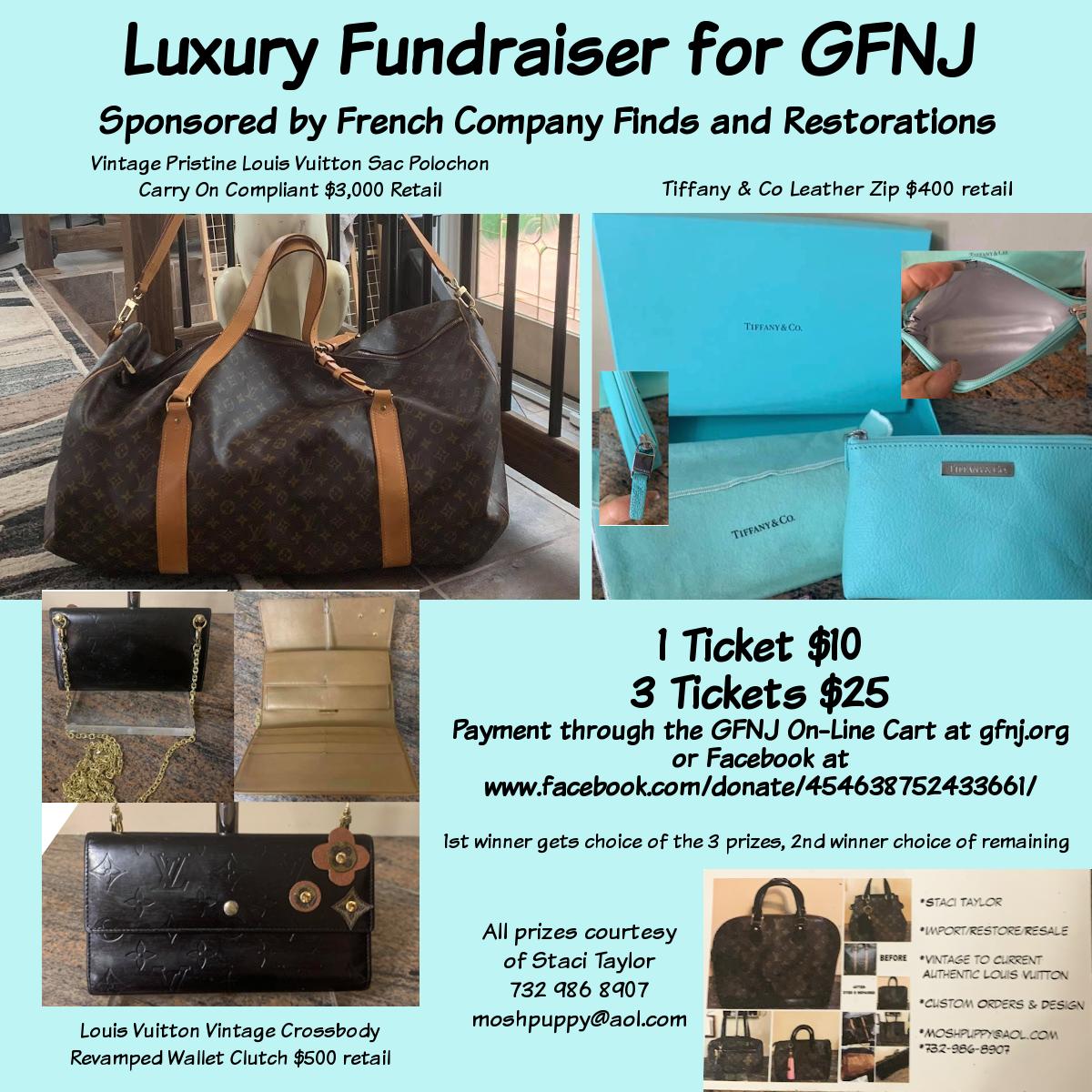 Luxury Fundraiser