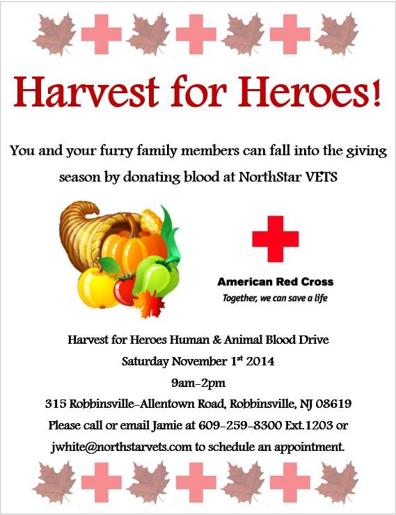 Harvest for Heros